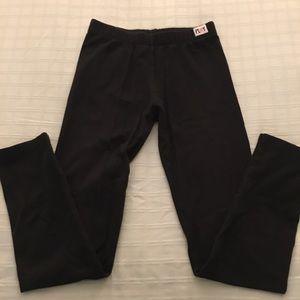 Size 10 Girls Gymboree Black Leggings